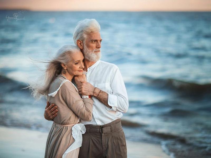 Любви все возрасты покорны?