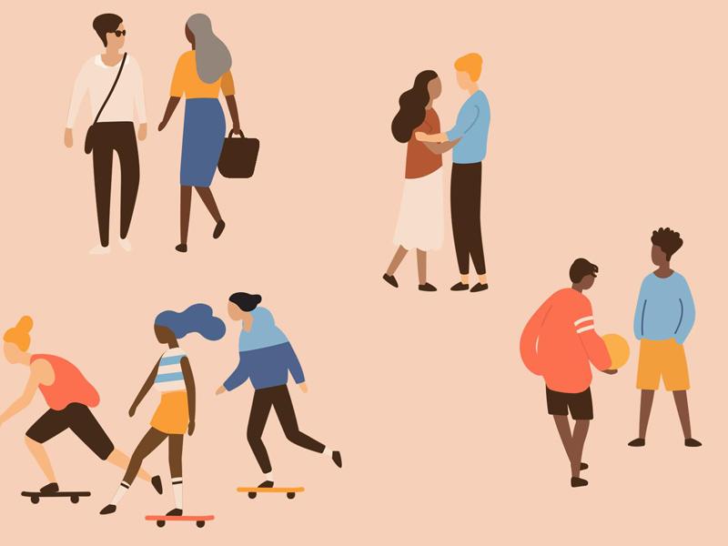 Виды отношений, или Как настаивать на своих правах