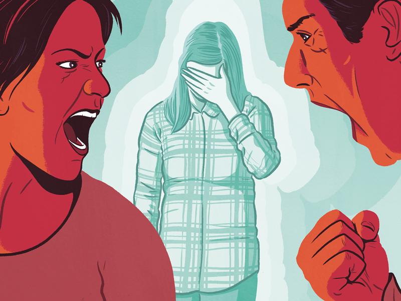 Человеческое достоинство остановит насилие